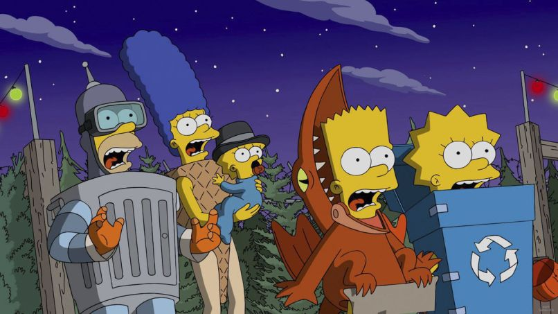 treehouse of horror xxvii Ranking: Every Simpsons Treehouse of Horror Halloween Episode from Worst to Best