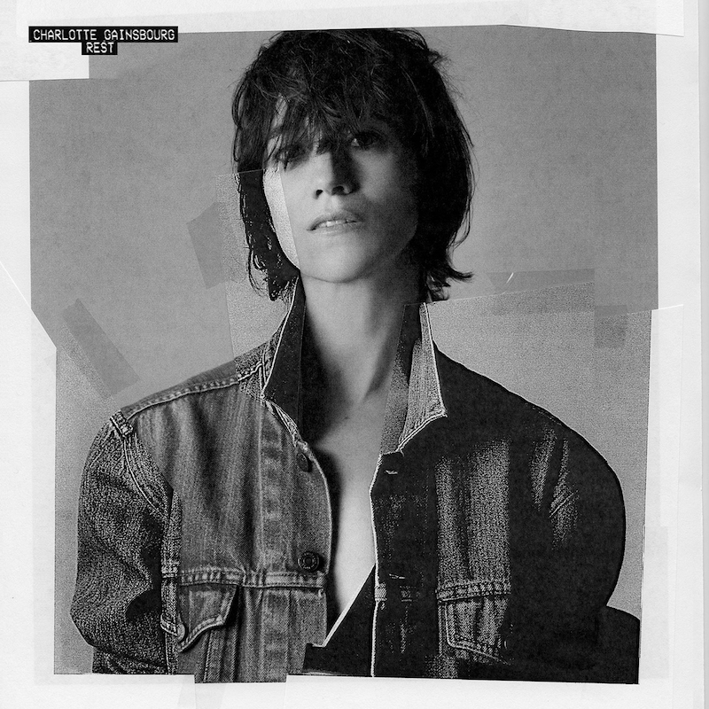 charlotte gainsbourg rest artwork Charlotte Gainsbourg returns with first album in seven years, Rest: Stream