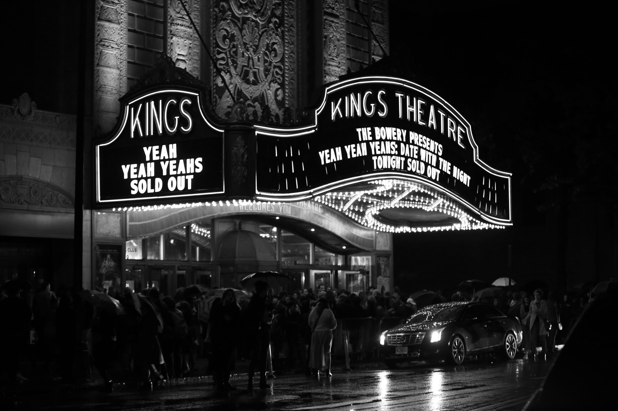 kings theatre killian young 1 Live Review: Yeah Yeahs Yeahs Return to NYC for First Hometown Show in Four Years (11/7)