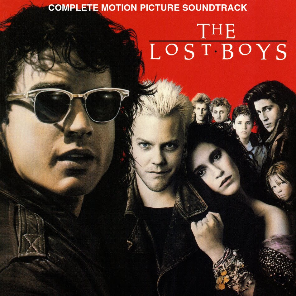 lost boys The 100 Greatest Movie Soundtracks of All Time