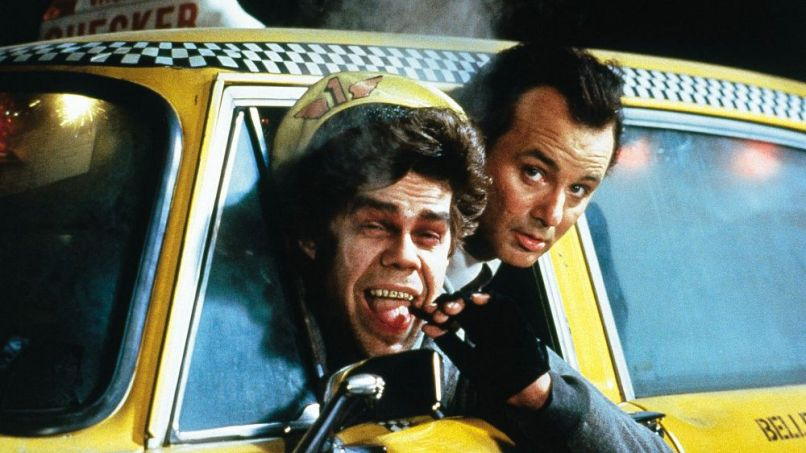 scrooged The 25 Greatest Christmas Movies of All Time