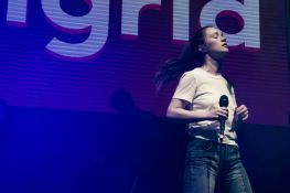 Sigrid // Photo by Lior Phillips