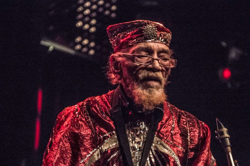 Su Ra Arkestra, photo by Lior Phillips