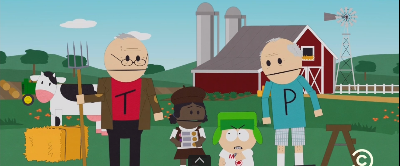 terrance and phillip Recapping South Park: SUPER HARD PCness Is No Substitute for Human Decency