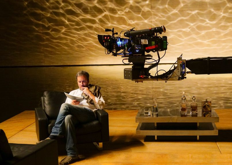 blade runner director Filmmaker of the Year Denis Villeneuve on Crafting the Essential Sequel