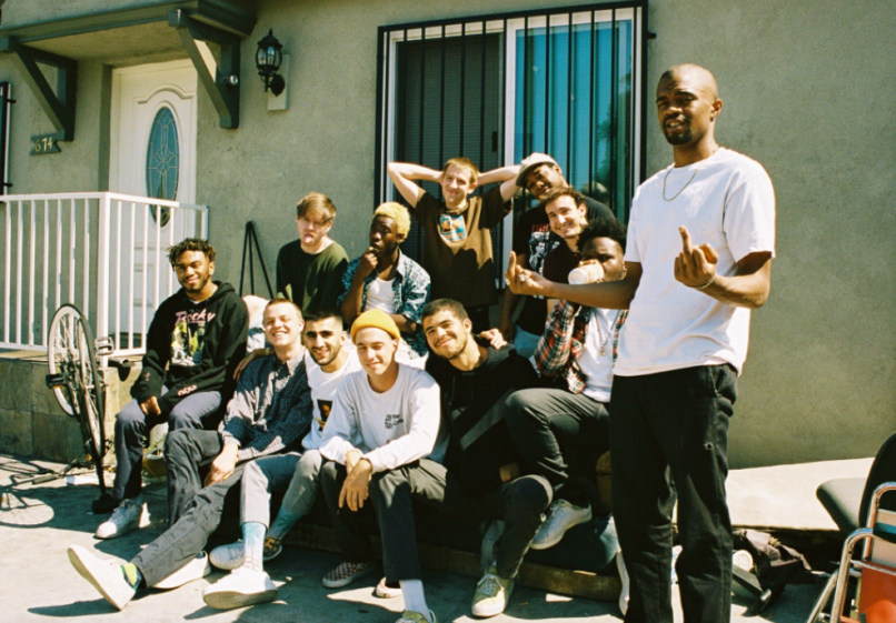 BROCKHAMPTON, photo by Ashlan Grey