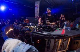 DJ Tennis // photo by David Brendan Hall