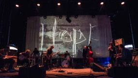 Godspeed You! Black Emperor // photo by David Brendan Hall