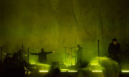Nine Inch Nails // photo by David Brendan Hall