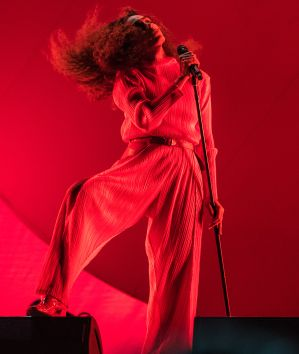Solange // photo by David Brendan Hall