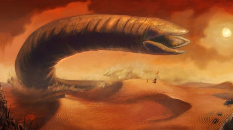 dune Filmmaker of the Year Denis Villeneuve on Crafting the Essential Sequel