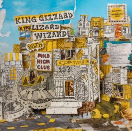 gizzard 3 Band of the Year King Gizzard and the Lizard Wizard Cant Stop, Wont Stop, and Dont Need to Stop