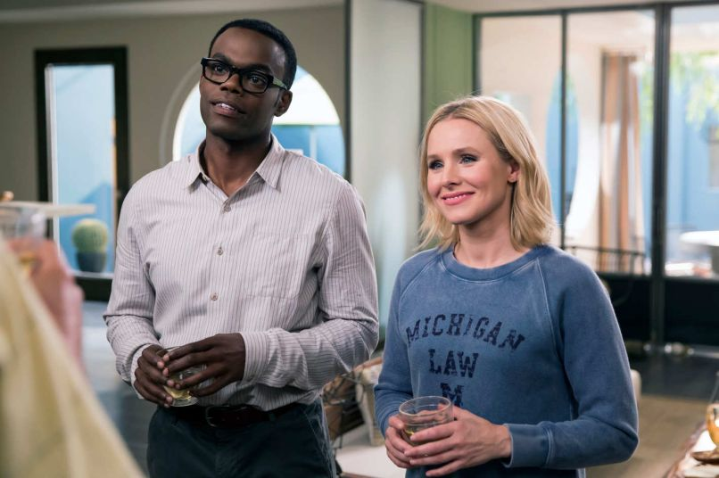 good place season 2 Top 25 TV Shows of 2017