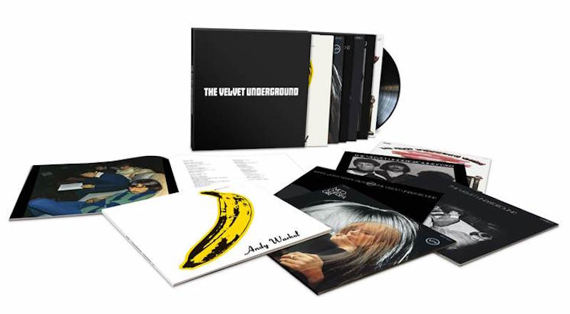 image003 1 The Velvet Undergrounds 50th anniversary to be celebrated with career spanning vinyl box set