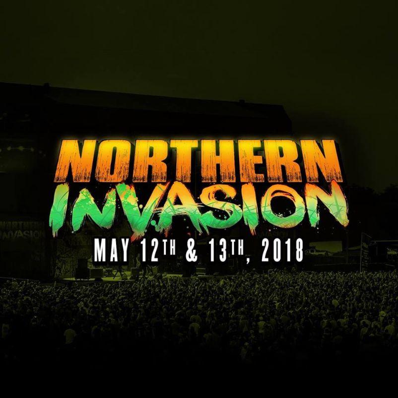 nortern invasion
