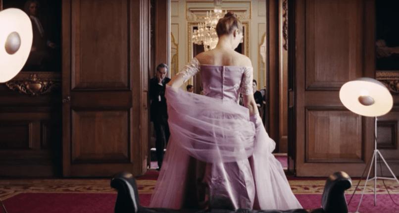 phantom thread dress Phantom Threads Vicky Krieps on E mails, Mushrooms, and Her Outstanding Film Performance of the Year
