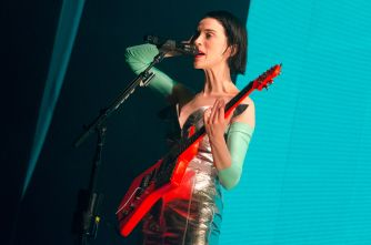 St. Vincent // Photo by Ben Kaye