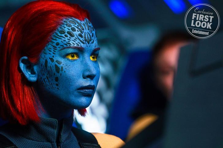 xxhamd3 Heres your first look at Sophie Turner in X Men: Dark Phoenix
