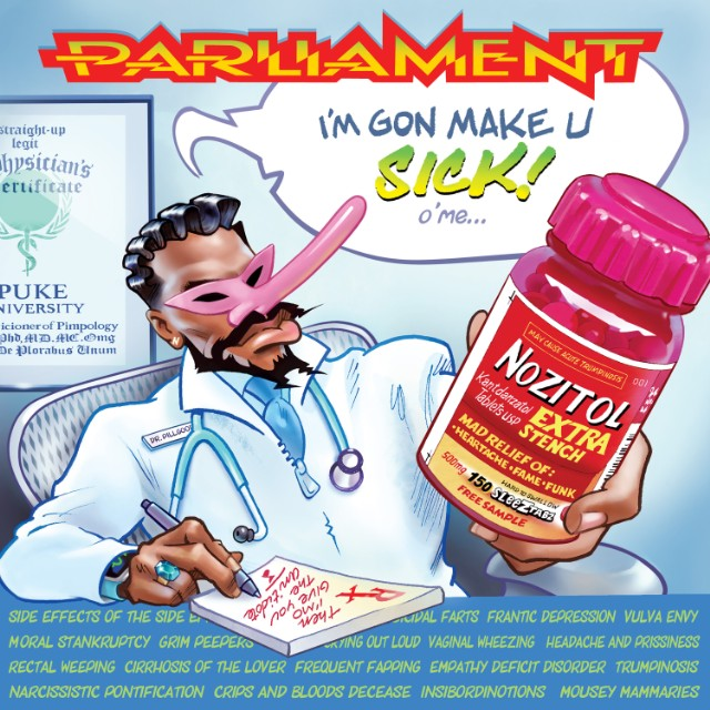 100000x100000 999 2 1516154276 640x640 Parliament share first new single in 38 years, Im Gon Make U Sick OMe: Stream
