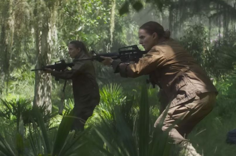 annihilation movie trailer 2018 The 25 Most Anticipated Movies of 2018