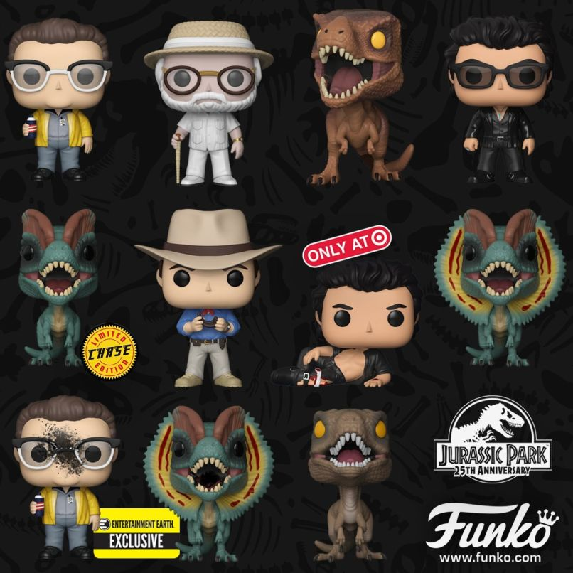 jp funko Shirtless Jeff Goldblum is the only Funko Pop you need