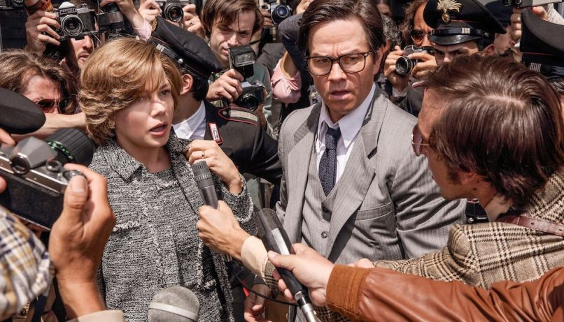 michelle williams mark wahlberg all the money in the world pay disparity While the Getty's Good: Why We Need Both FX's Trust and All the Money in the World