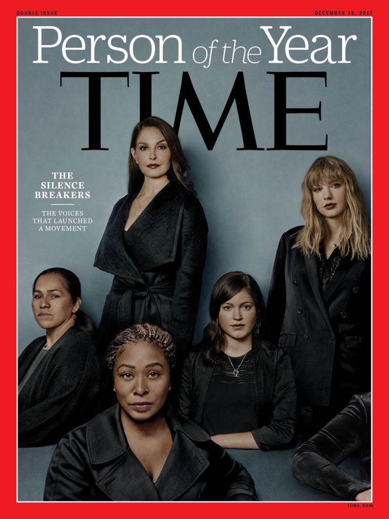 person of year 2017 time magazine cover1 We Wont Get Fooled Again: Staying Alert in the Post Weinstein Era