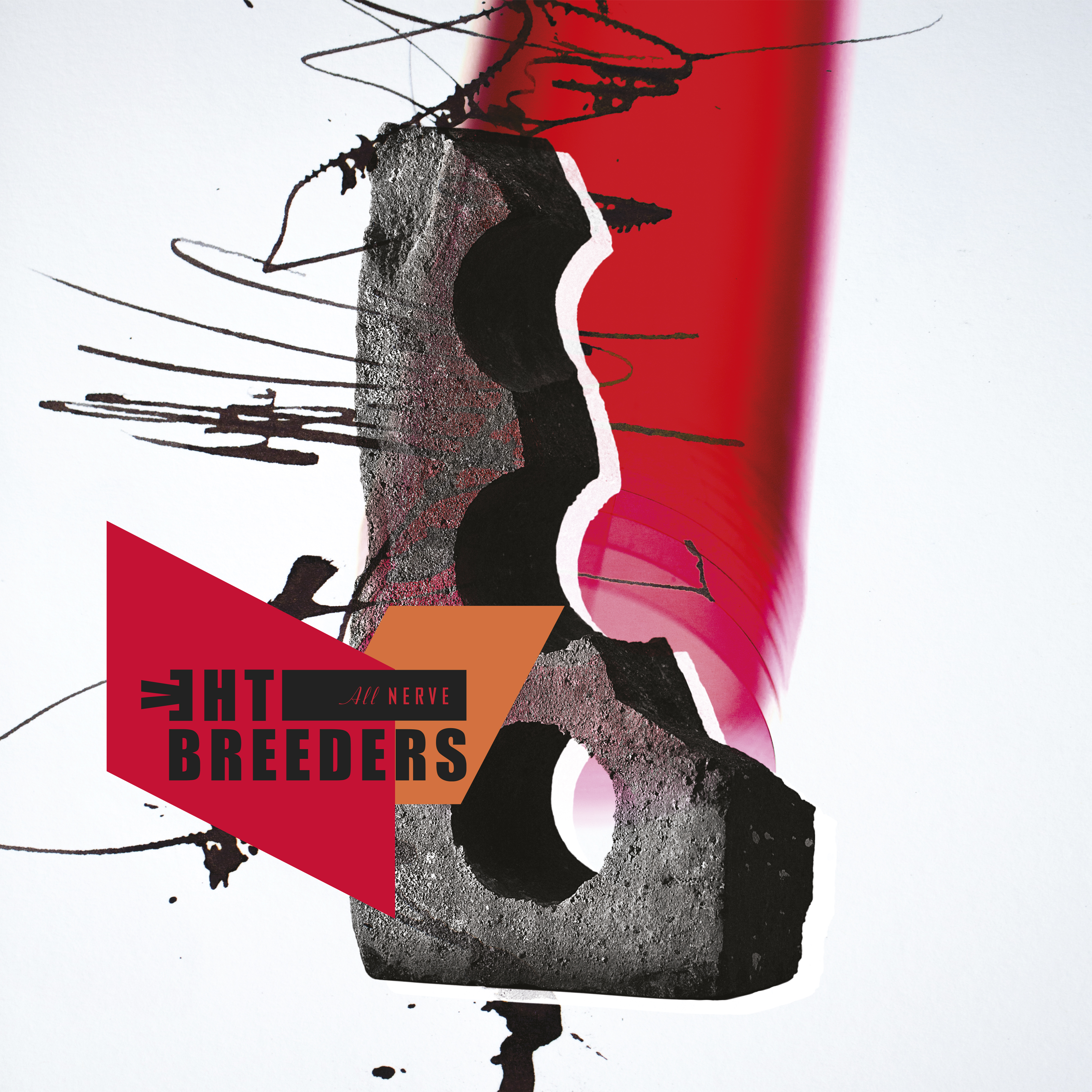the breeders all nerve album artwork The Breeders announce reunion album, All Nerve, the first featuring the bands classic lineup in 25 years