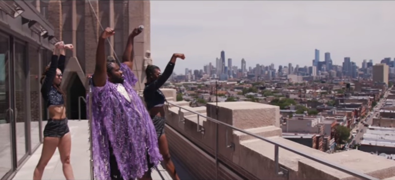 tunde 4 Tunde Olaniran and Heineken Crack Open the Chicago Skyline in New Video Hungry