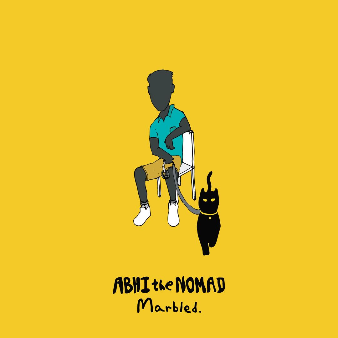 661868403466 1080w 1080h Abhi the Nomad gives a Track by Track breakdown of his new album, Marbled: Stream