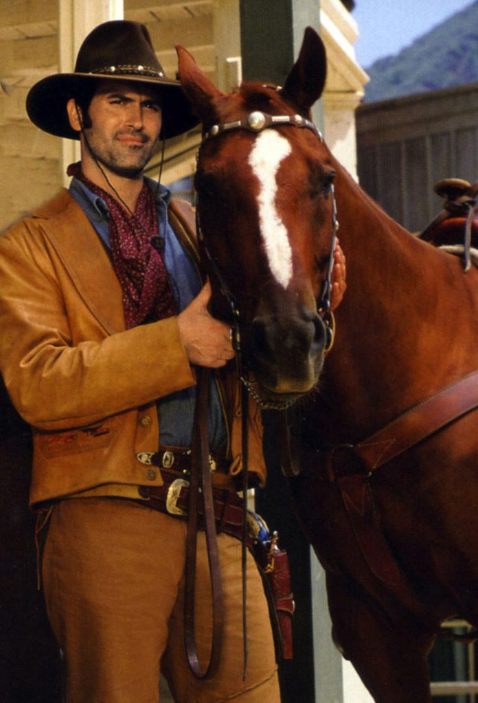 brisco Bruce Campbell on How Stephen King Saved Evil Dead 2, Riding Horses, and Imitating Dino De Laurentiis