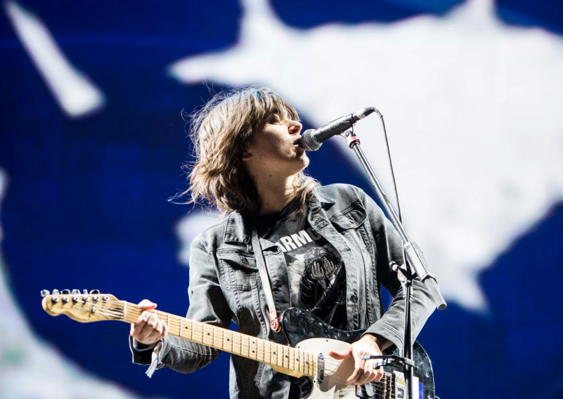 Courtney Barnett, photo by Philip Cosores