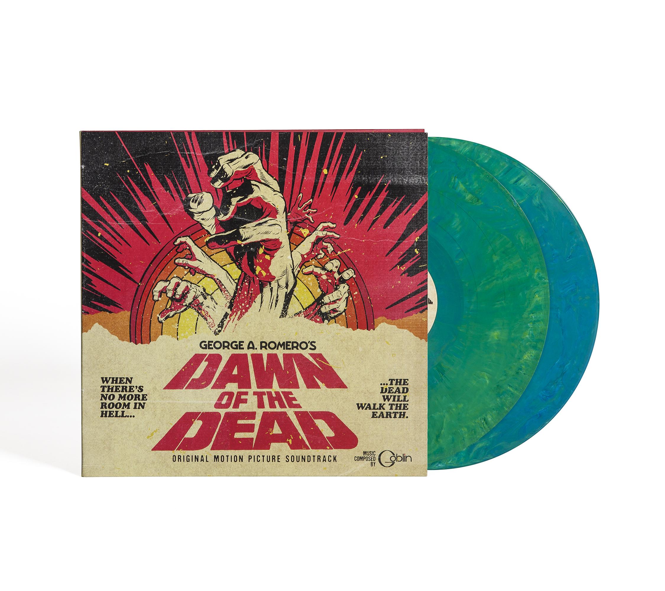 Dawn of the Dead soundtrack LP