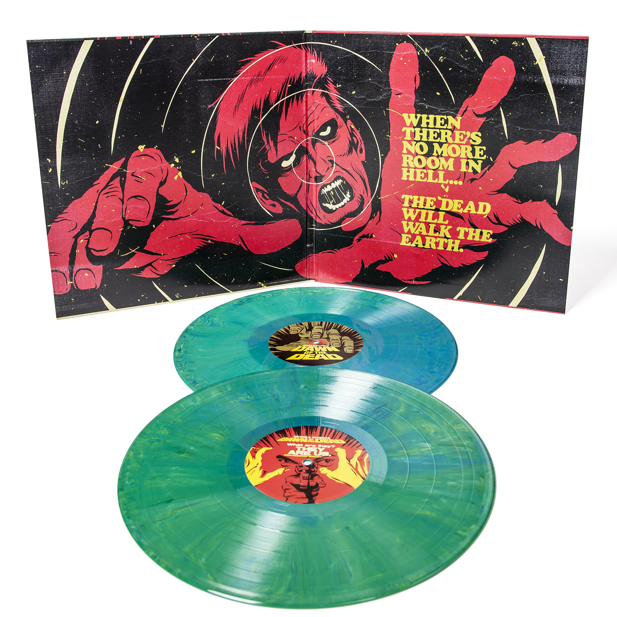Dawn of the Dead soundtrack vinyl reissue