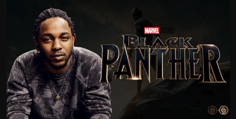 Kendrick Lamar Black Panther