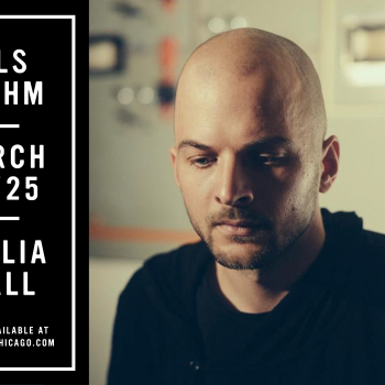Nils Frahm at Thalia Hall