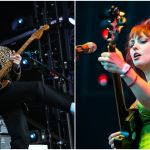 Photos by Killian Young (Franz Ferdinand) and Philip Cosores (Angel Olsen)
