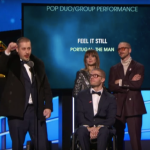 Portugal. the Man at the 2018 Grammys