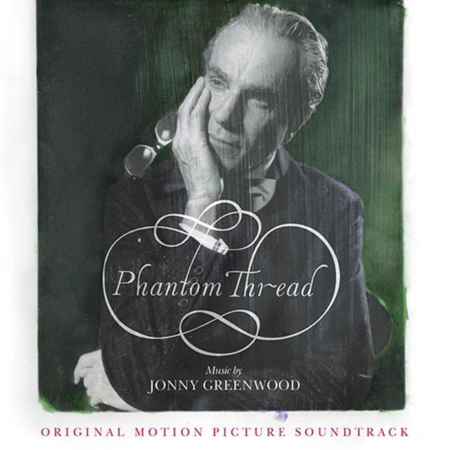 Phantom Thread artwork