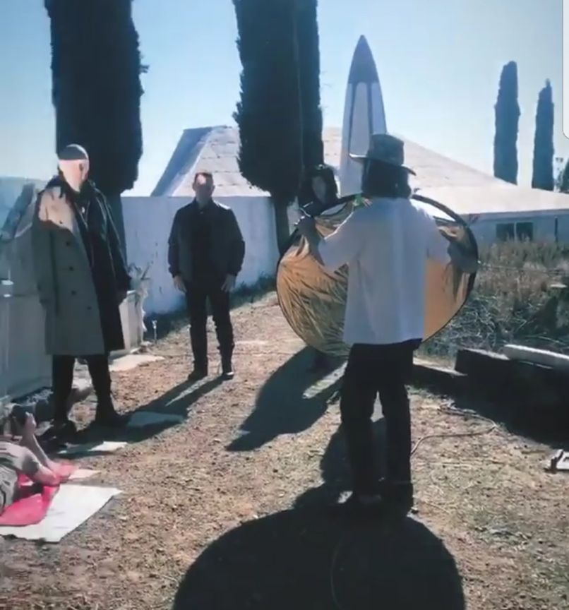 smashing pumpkins photo shoot Smashing Pumpkins reunion lineup confirmed in new photoshoot
