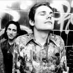 Billy Corgan, D'arcy Wretzky, James Iha, and Jimmy Chamberlin of Smashing Pumpkins