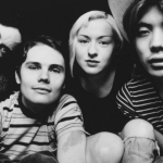 Smashing Pumpkins' Classic Lineup: Billy Corgan, Jimmy Chamberlin, James Iha, and D'arcy Wretzky