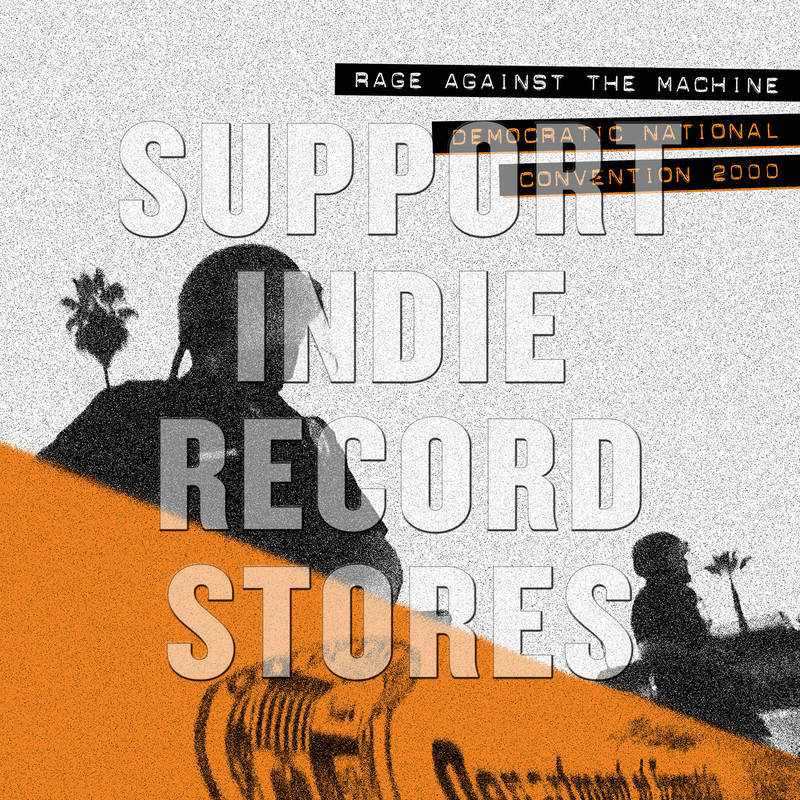 418459070956 800 Rage Against the Machines 2000 Democratic National Convention protest concert to be released on vinyl
