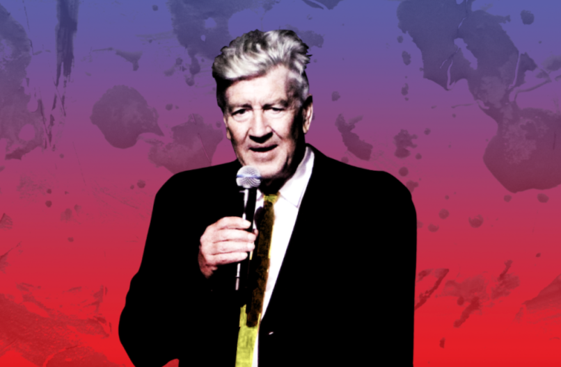 David Lynch, photo by Heather Kaplan
