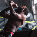 Death Grips, photo by David Brendan Hall