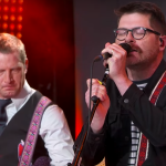 The Decemberists on Kimmel