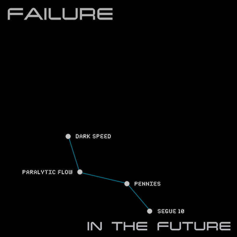failure in the future ep artwork Failure announce In the Future EP, full length album coming this fall