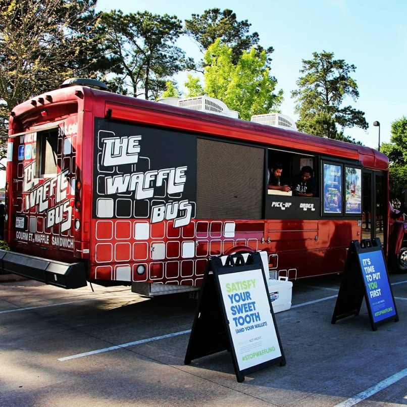 houston the waffle bus Five Things to Know About Houstons In Bloom Music Festival