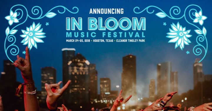 in bloom houston festival 720x377 Five Things to Know About Houstons In Bloom Music Festival