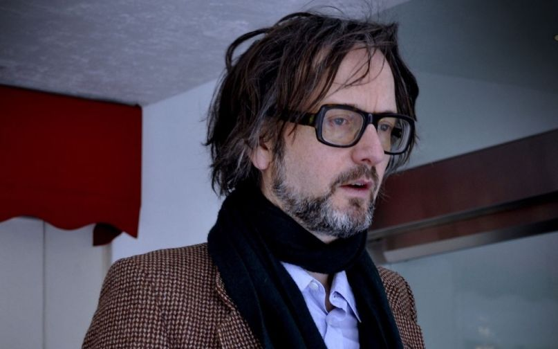 Jarvis Cocker, photo by Mariel Argüello